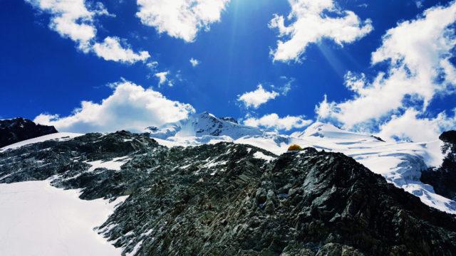 The Huayna Potosi Climb