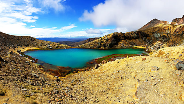 Hiking guide for Tongariro