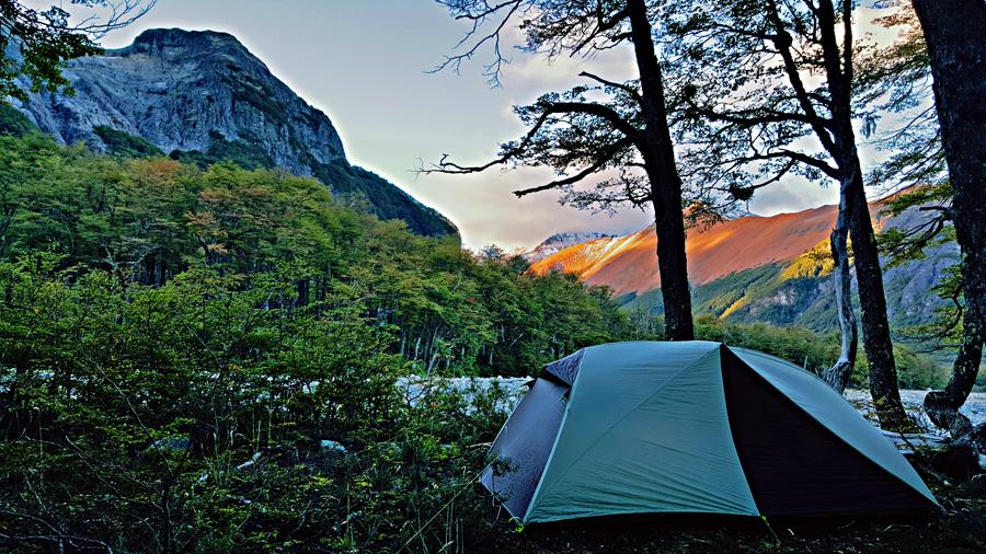 Cerro Castillo Segundo Camping spot