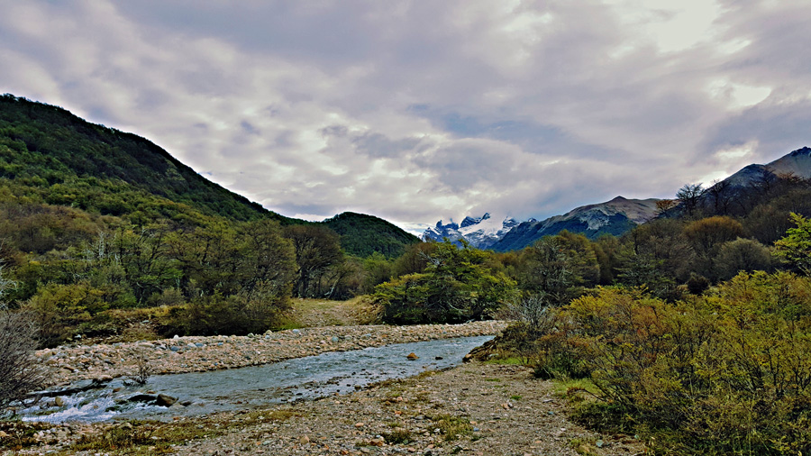 Cerro Castillo River Crossing