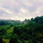 Thailand Pai Cloudy Sunrise