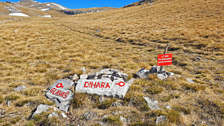 Second Junction to Dinara